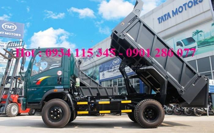 Nơi nào bán xe Ben TMT 8.6 tấn = 8 T6 = 8 tấn 6 =8.6T  giá tốt nhất - xe có sẵn / Ô tô Tây Đô Kiên Giang 3