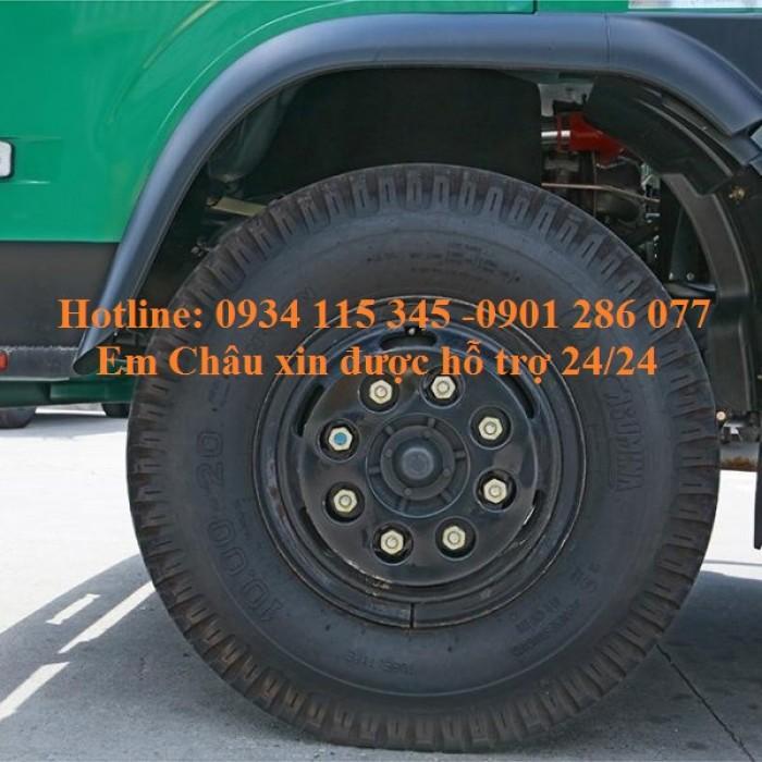 Nơi nào bán xe Ben TMT 8.6 tấn = 8 T6 = 8 tấn 6 =8.6T  giá tốt nhất - xe có sẵn / Ô tô Tây Đô Kiên Giang 0