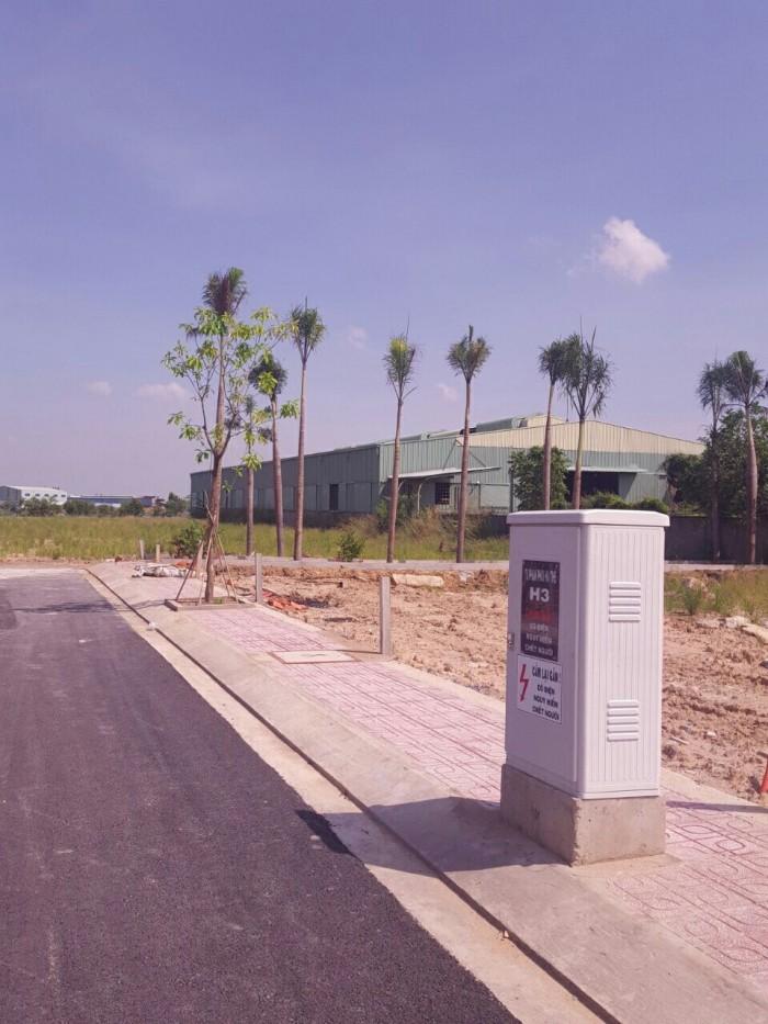 Đất Mặt Tiền Đường Võ Văn Vân - Vĩnh Lộc B -  Xây Dựng Ngay Nhé Ạ
