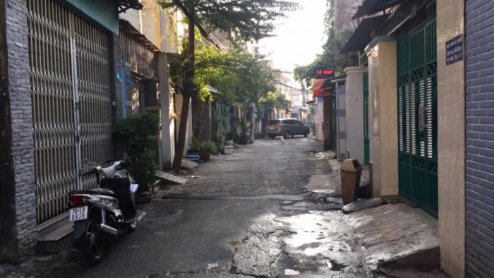 Chính chủ cần bán nhà  MT  dương thiệu tước, 4mx15m Q. Tân Phú.