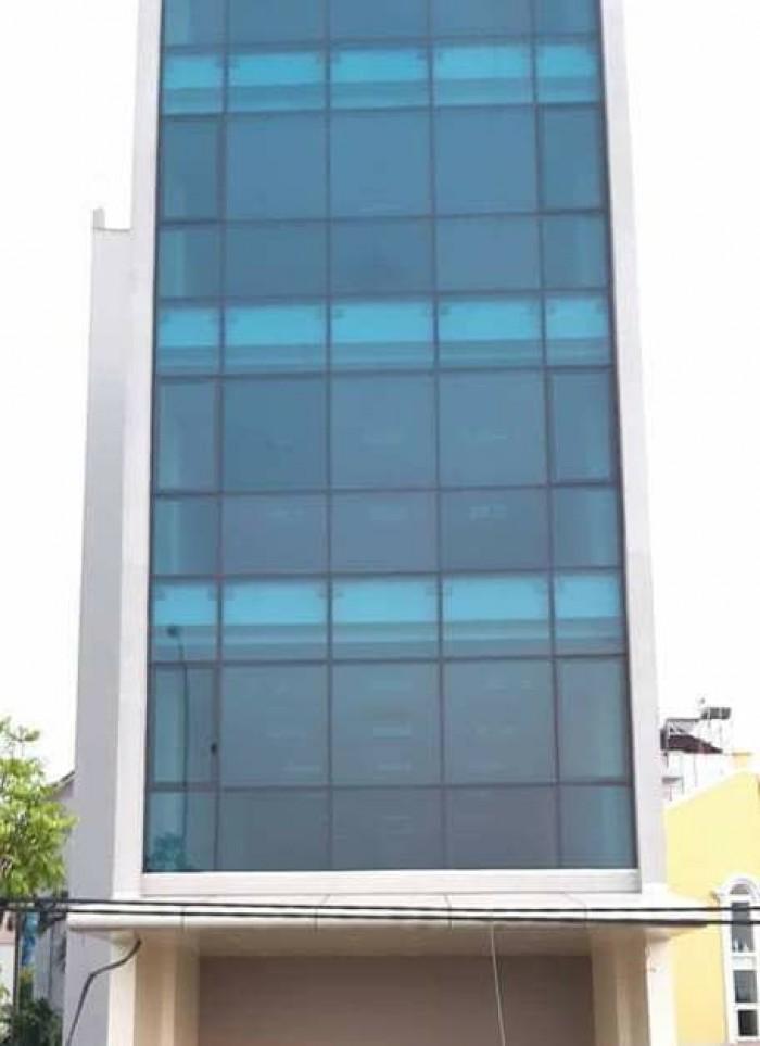 Phan Tâm bán tòa nhà khu Ngoại Giao Đoàn 120m2 8 tầng thang máy