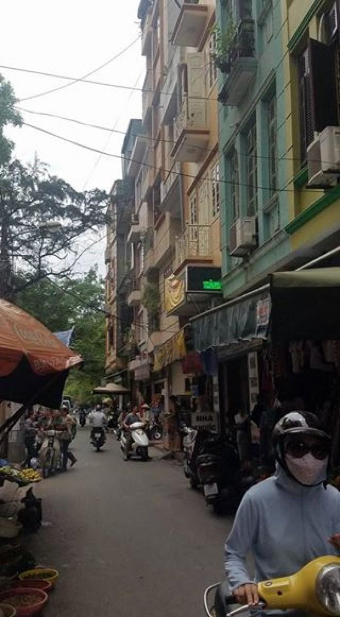Cần bán nhà khu đô thị Đại Kim, DT 42m, 5 tầng, ô tô, kinh doanh