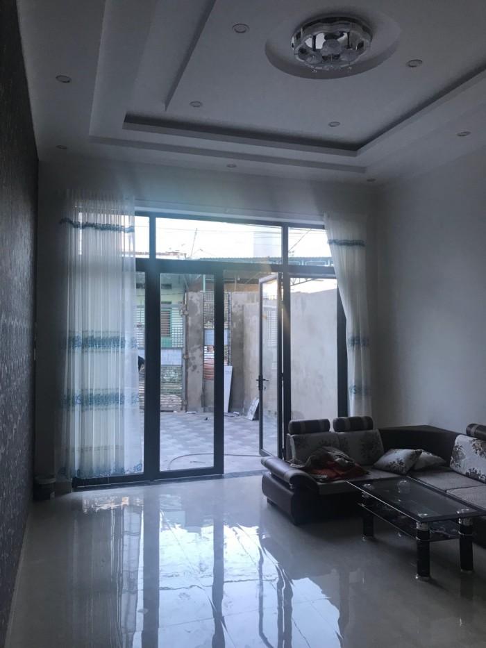 Nhà Hẻm Nayder Thông Ra Nguyễn Tất Thành 5x25m
