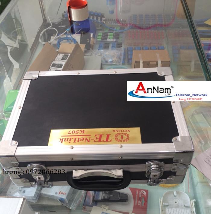 Bộ dụng cụ làm Mạng TE-NETLINK K-5072
