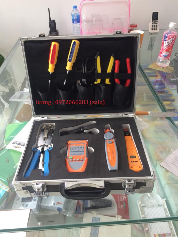 Bộ dụng cụ làm Mạng TE-NETLINK K-5071