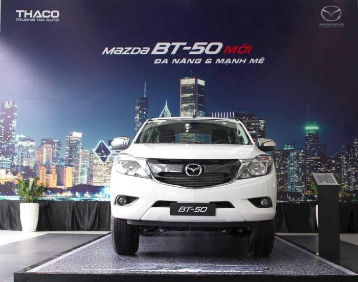 Mazda BT-50 (Trắng 25D) - Đủ Màu Giao Ngay , Nhận Giá Ưu Đãi