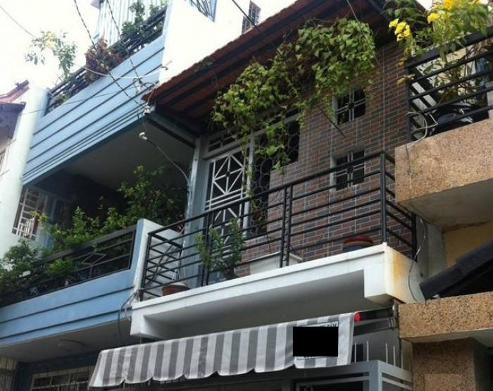 Nhà hiếm Quận 3, đường Lê Văn Sỹ 30m2
