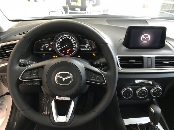 Mazda 3 (Trắng) - Đủ Màu Giao Ngay - LH Hotline Nhận Giá Tốt Nhất