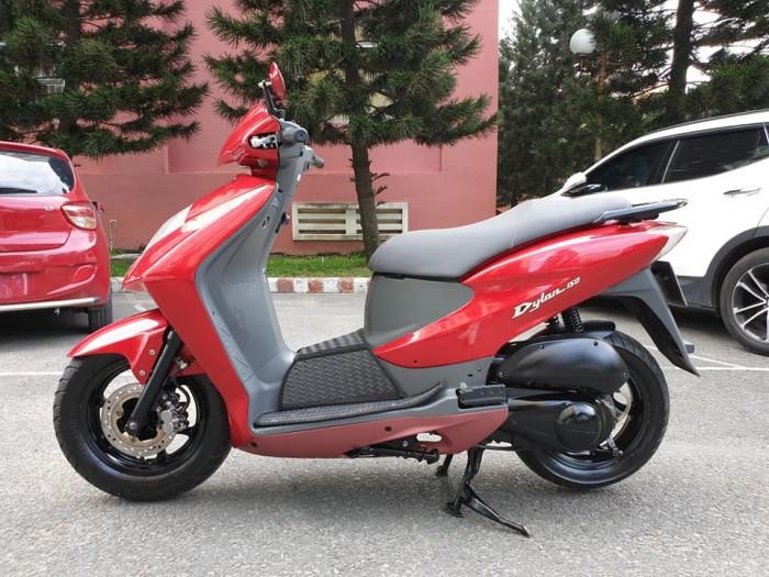 Bán Honda Dylan 150 Xe Nhập Khẩu Ý Nguyên Thùng Đời Đăng ký Lần Đầu 2005 Nguyên zin,Tuyệt Đẹp