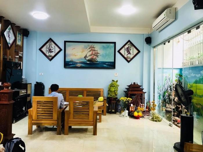 Nhà qúa đẹp 65m2, 5 tầng gần ô tô Nguyễn Khả Trạc, Mai Dịch, Phạm Văn Đồng, Cầu Giấy