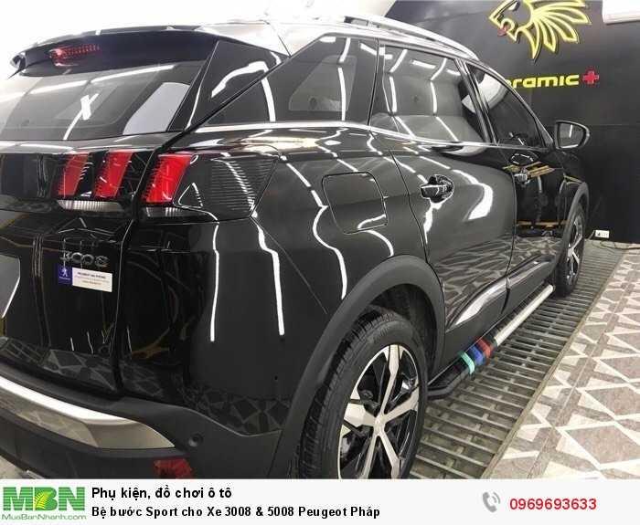 Bệ bước Sport cho Xe 3008 & 5008 Peugeot Pháp
