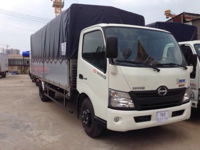 Xe tải Hino XZU730L 5 tấn thùng mui bạt - Gọi 0978105468 (MrGiang 24/24)