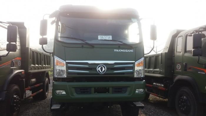 Bán xe Trường Giang 2 cầu, 8 tấn 5 giá tốt tại Quảng Ninh