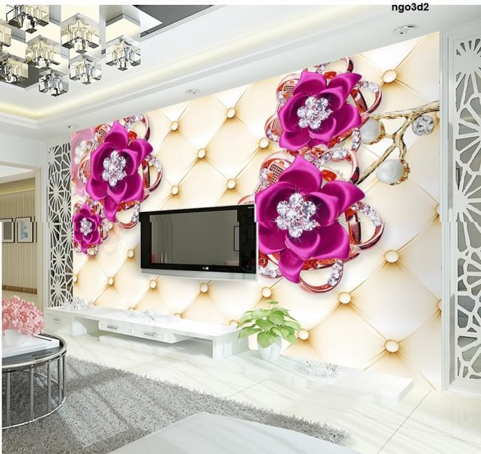 Tranh 3d trang trí nội thất cao cấp2