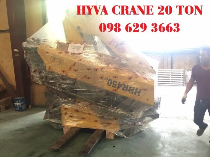 Hyva Crane Việt Nam