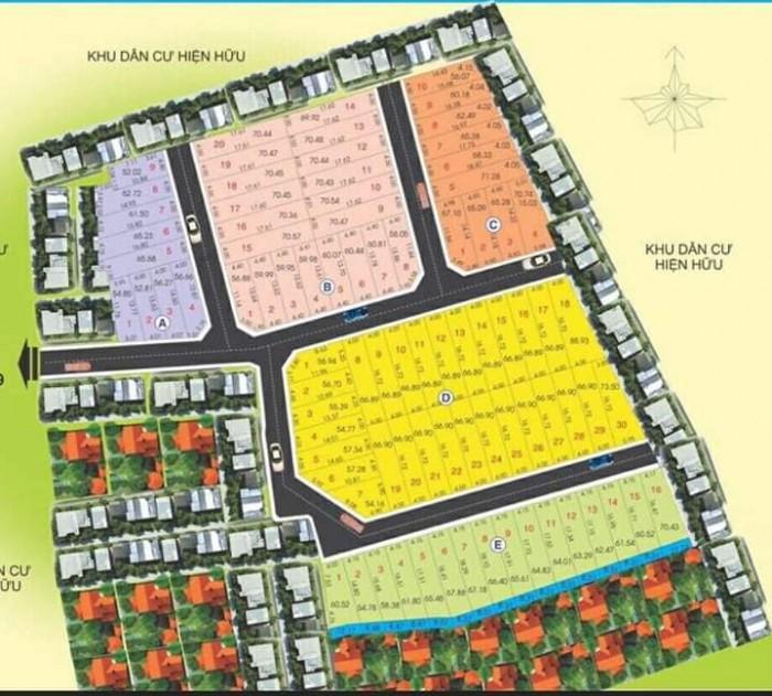 Bán 33 lô đất hẻm xe hơi quay đầu ngay UBND phường Trường Thọ, chỉ từ 3 tỷ /1 lô