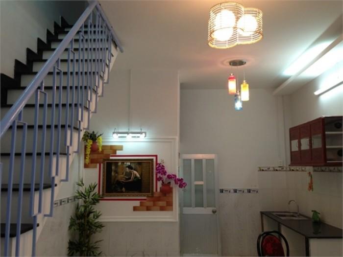 Cần bán nhà mặt tiền đường Nguyễn Huy Tưởng 4x16m 3 lầu