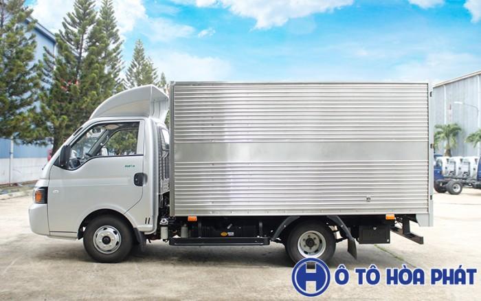Xe Jac x5 máy dầu hiện tại được đưa ra thị trường với 3 phân khúc 990kg 1250kg 1490kg 1