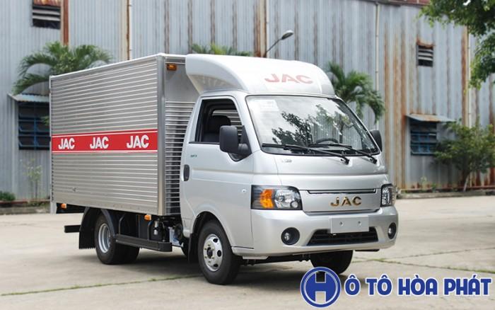 Xe Jac x5 máy dầu hiện tại được đưa ra thị trường với 3 phân khúc 990kg 1250kg 1490kg 0