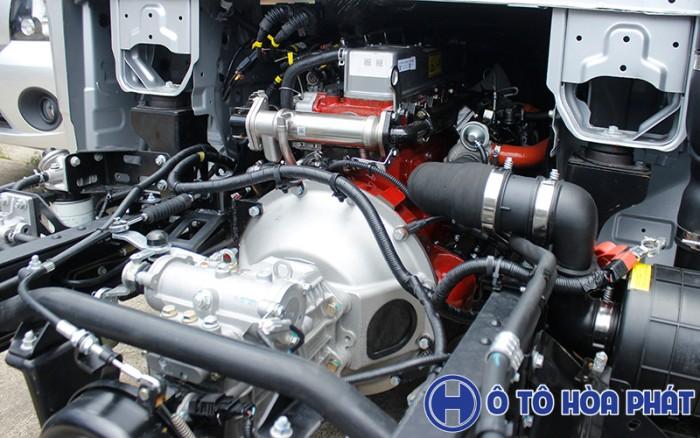 Xe Jac x5 máy dầu hiện tại được đưa ra thị trường với 3 phân khúc 990kg 1250kg 1490kg 13