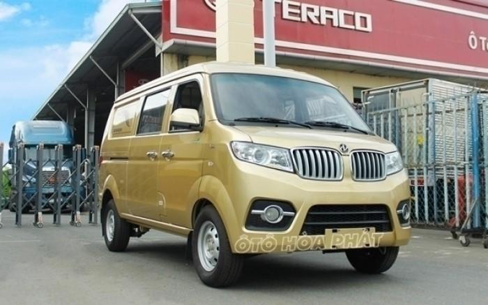 Dongben xe tải 950kg - Không lo cấm tải khi đi trong thành phố 1