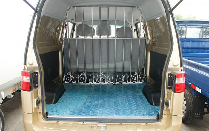 Dongben xe tải 950kg - Không lo cấm tải khi đi trong thành phố 2