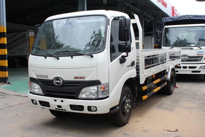 Gíá xe tải Hino XZU650L 1.9 tấn thùng lửng, trả trước 100 triệu có xe giao trong ngày - Gọi 0978015468 (MrGiang 24/24)