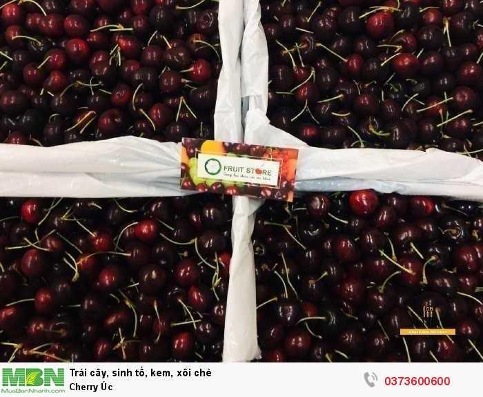 Cherry Úc giá sỉ2