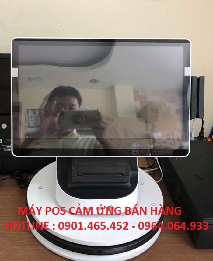 Bán Máy POS cảm ứng tích hợp in hóa đơn tại Bình Phước4
