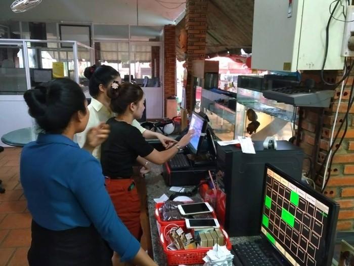Bán Máy tính tiền cảm ứng cho Quán Cafe tại Phú Quốc1