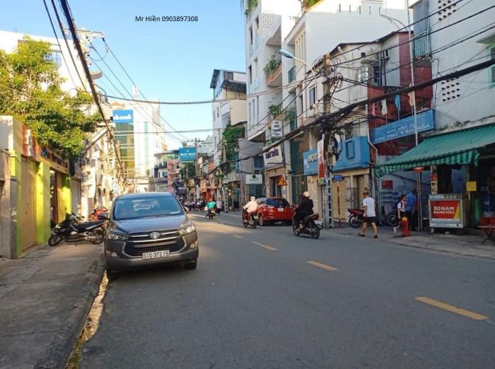 Bán nhà riêng MT Huỳnh Văn Bánh Phú Nhuận 4x26 5 tầng