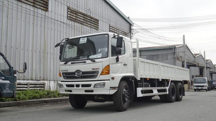 Xe tải Hino FG 8.5 tấn thùng lửng - Gọi 0978015468 (MrGiang 24/24)