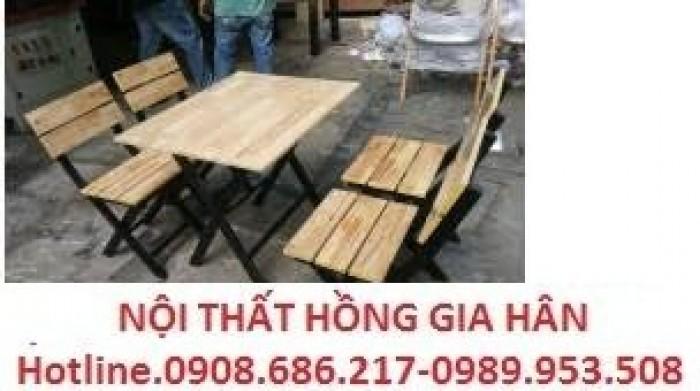 Ghế gỗ quán nhậu giá siêu rẻ hghi42