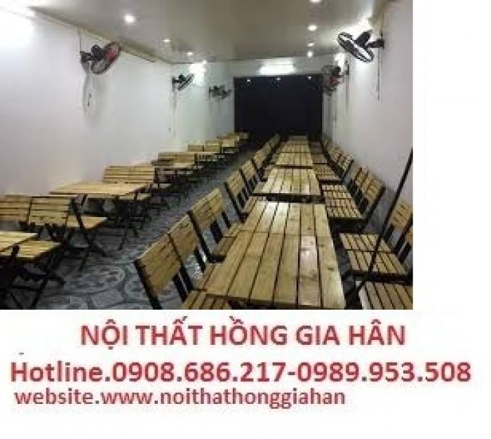 Ghế gỗ quán nhậu giá siêu rẻ hghi41