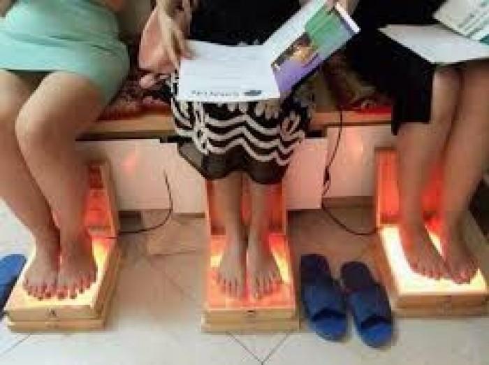 Chuyên cung cấp đèn đá muối masage chân Himalaya giá rẻ. Vui lòng liên hệ: 0902 617 1281