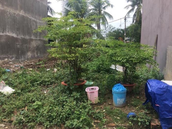 Lô đất 58m2 ở hẻm 190B đường Võ Văn Hát, Phú Hữu, Q.9