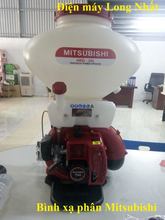 Máy phun vôi bột , thuốc trừ sâu Mitsubishi0