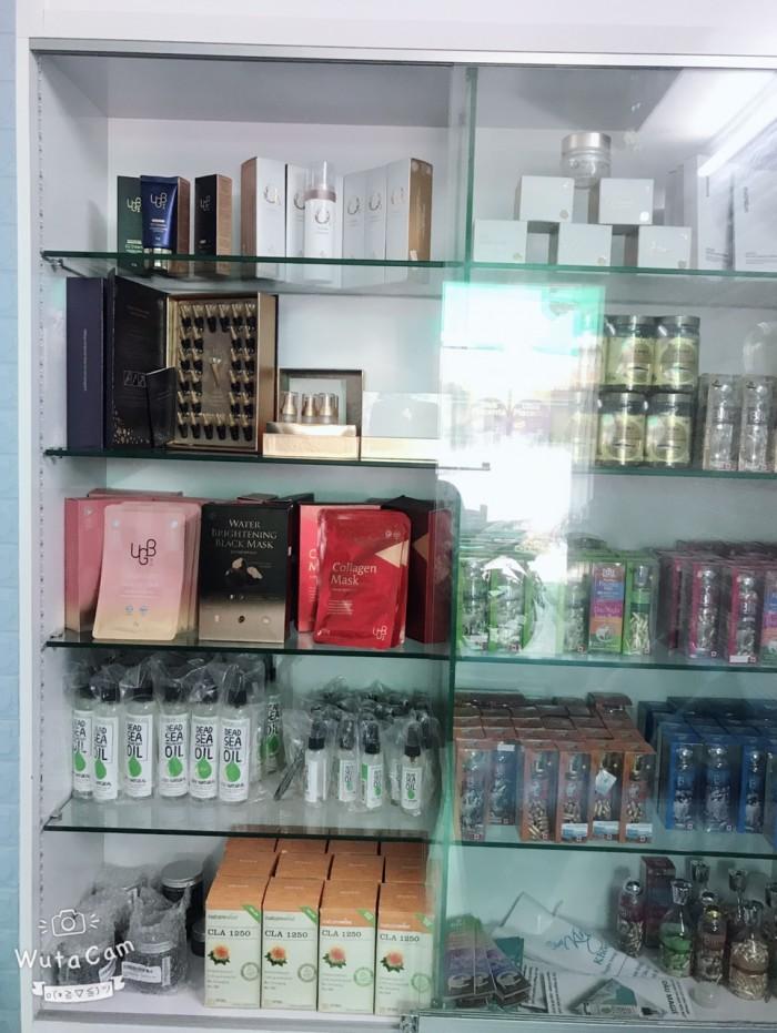 Kem Chống Nắng SPF/50, Kem Trang Điểm UGB Dong An Cover CC Cream SPF50+ PA+++ ( Hàn Quốc).
