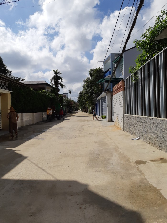Bán đất kiệt Phan Chu Trinh, vị trí an cư tốt ngay trung tâm thành phố