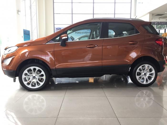 Mua xe Ford giá rẻ ở đâu tại Sài Gòn. Ford Ecosport Titanium giảm giá 1