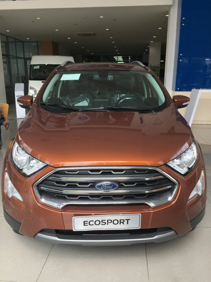 Mua xe Ford giá rẻ ở đâu tại Sài Gòn. Ford Ecosport Titanium giảm giá 2