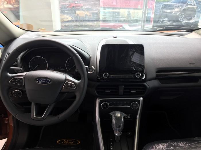 Mua xe Ford giá rẻ ở đâu tại Sài Gòn. Ford Ecosport Titanium giảm giá 4