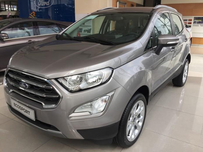 Mua xe Ford giá rẻ ở đâu tại Sài Gòn. Ford Ecosport Titanium giảm giá 5