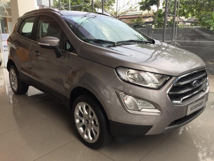 Mua xe Ford giá rẻ ở đâu tại Sài Gòn. Ford Ecosport Titanium giảm giá 6