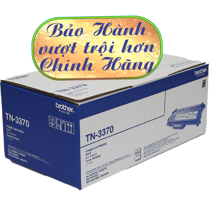 Hộp Mực In Brother Tn 33701