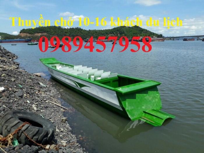 Thuyền composite chở 4-6 người, thuyền chở khách 10-20 người tại Hà Nội6