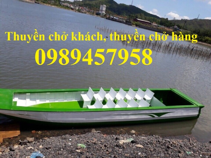 Thuyền composite chở 4-6 người, thuyền chở khách 10-20 người tại Hà Nội5