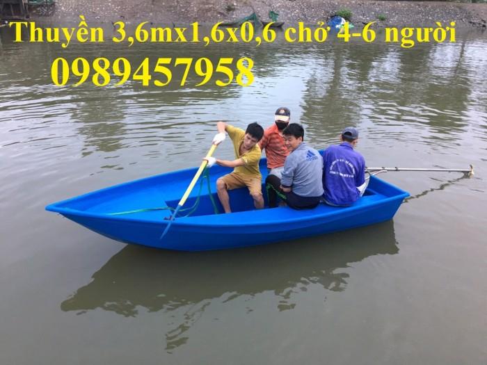 Thuyền composite chở 4-6 người, thuyền chở khách 10-20 người tại Hà Nội4