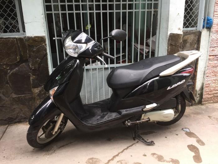 Xe Honda Lead chính hãng Fi.màu đen.zing