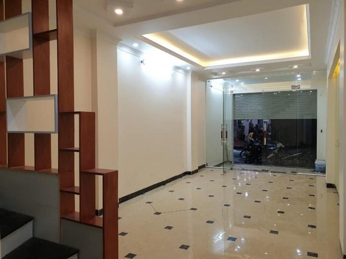 Bán nhà đường đôi phố Tân Mai Hoàng Mai 42m 5 tầng giá 3.8 tỷ.